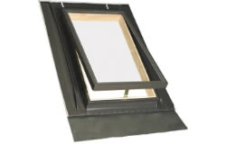 Skylights & Roof Windows for Uninhabited Lofts, Attics & Sheds