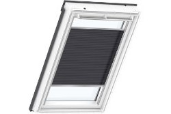 VELUX Pleated Blinds for Skylights & Pitched Windows
