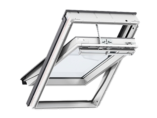 Electric & Solar Roof Windows: VELUX & FAKRO
