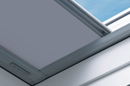 FAKRO Manual & Electric Flat Rooflight Blinds & Awnings