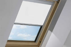Roller Blinds Made to Fit VELUX & FAKRO Skylights