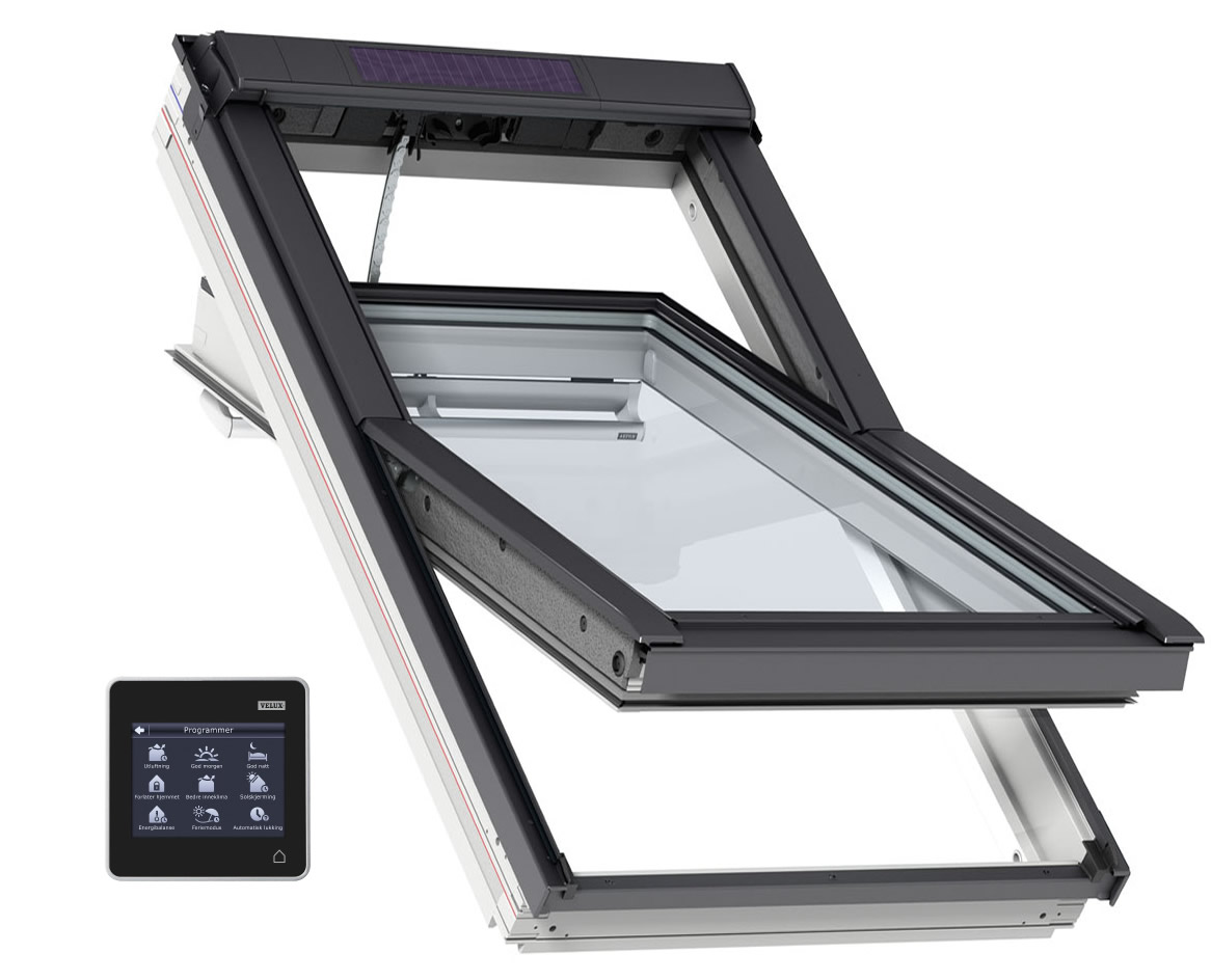 VELUX INTEGRA GGU Solar Windows
