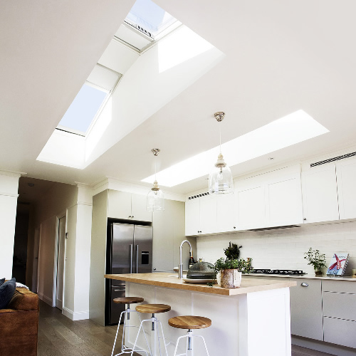 Roof Windows For Kitchen Extensions & Velux Rooflights Uk u0026 Discover The Possibilities azcodes.com