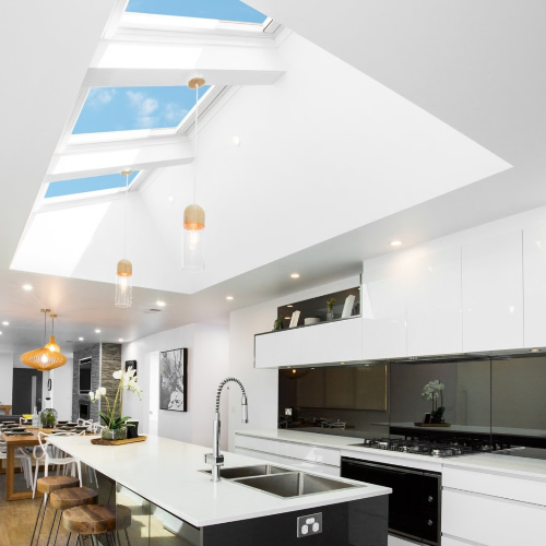 roof windows for kitchen extensions sterlingbuild sterlingbuild : kitchen roof lights - azcodes.com