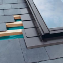 FAKRO slate flashings