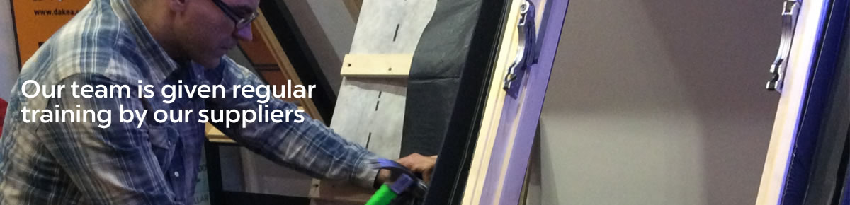 How to install a roof window