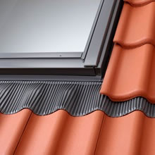 VELUX EDW flashings