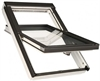 FAKRO white-paint centre pivot roof window - Sterlingbuild