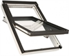 FAKRO white triple glazed high pivot roof window - Sterlingbuild