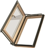 FAKRO laminated left side hung escape roof window - Sterlingbuild