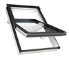 FAKRO PVC centre pivot roof window - Sterlingbuild