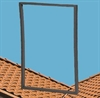 Dakea/RoofLITE IFCS C2A Insulation Foam Collar for Slimline 55x78cm