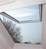 Roto PVC top hung roof window by internal viewing - Sterlingbuild