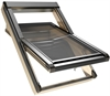 ECO+ Pine Centre Pivot Roof Window 47x98cm