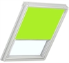 Roto ZRB QM 2-R25 Basic Roller Blind - Apple Green - Sterlingbuild