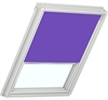 Roto ZRB QM 2-R30 Basic Roller Blind - Purple - Sterlingbuild
