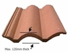 VELUX EDW UK04 0000 Tile Flashing 134x98cm