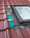 FAKRO B2/1 EZV-A/C Combination Conservation Tile Flashing