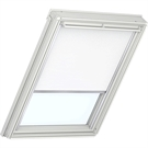 VELUX Manual Roller Blind - 1028 White