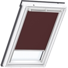 VELUX Manual Blackout Blind - 4559 Dark Brown