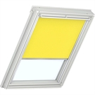 VELUX Manual Roller Blind - 4073 Bright Yellow