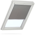 VELUX Duo Blackout Blind - 0705 Grey
