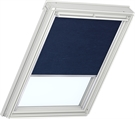 VELUX Manual Roller Blind - 9050 Dark Blue