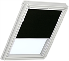 VELUX Manual Roller Blind - 4069 Black