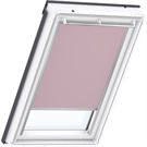 VELUX Manual Blackout Blind - 4565 Pale Pink