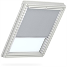 VELUX Manual Blackout Blind - 1705 Light Grey