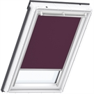 VELUX Manual Blackout Blind - 4561 Dark Purple