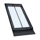 VELUX GGL SD5N3 Conservation Pine Centre Pivot Roof Window With Recessed Slate Flashing