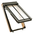 VELUX GPL Conservation Pine Top Hung Roof Window with Flashing