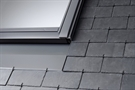 VELUX EDN 2300 Recessed Slate Flashing with Insulation and Zinc External Finish