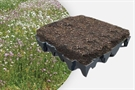 GrufeKit Wildflower Modular Roof Tile - 1m² (approx. 4 tiles)