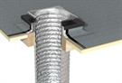 "Sterlingbuild 14"" Flexible Sun Tunnel with 2m Tube for Flat Roof"