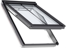 VELUX GPL FK06 2870H Conservation White Paint Laminated Top Hung Roof Window 66x118cm