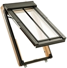 VELUX GPL MK08 3570H Conservation Pine Laminated Top Hung Roof Window 78x140cm