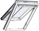 VELUX GPL Conservation White Paint Top Hung Roof Window with Flashing