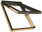 FAKRO FPP-V P2 02 Pine Laminated Top Hung Roof Window 55x98cm