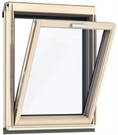 VELUX VFE 3060 Pine Noise Reduction Bottom Hung Vertical Element