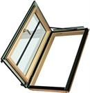 FAKRO FWL/C P2 05 Pine Conservation Laminated Left Side Hung Escape Roof Window 78x98cm