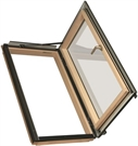 FAKRO FWR/U P2 22 White PU Laminated Right Side Hung Escape Roof Window 66x78cm