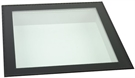 Sunsquare Horizon Exterior Walk-On Flat Glass Rooflight with Upstand 100x100cm