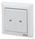 VELUX KFK 200 WW Wall Switch for Comfort Ventilation