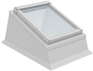 FAKRO EFW 12 Insulated Flat Roof Kerb 134x98cm