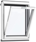 VELUX VFE 2060 White Paint Noise Reduction Bottom Hung Vertical Element