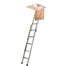 Youngman Spacemaker Loft Ladder 2 Section - 2.6m