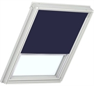 Bloc Multi-Fit Blackout Blind for Roto 320 5/7 - Midnight Blue