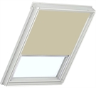 Bloc Multi-Fit Blackout Blind for Roto 320 5/7 - Latte